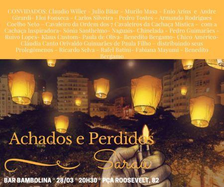 flyer da versão Bambolina